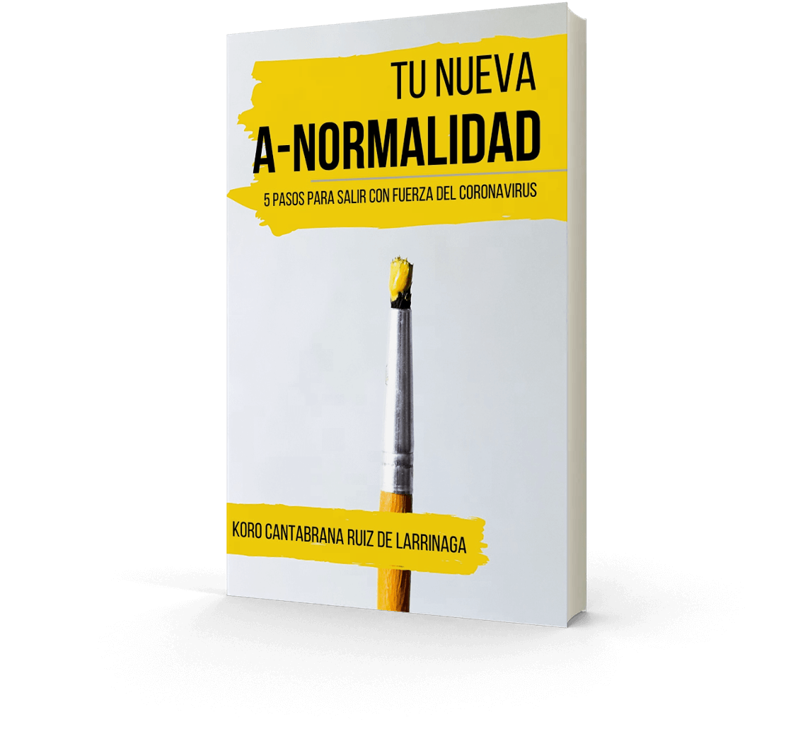 Koro Cantabrana Libro Tu Nueva A-Normalidad